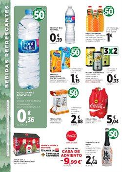 Ofertas de Coca-Cola  en el folleto de El Corte Inglés en Madrid