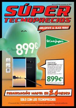 Ofertas de Informática y electrónica  en el folleto de El Corte Inglés en Paterna