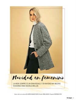 Ofertas de Pantalones mujer  en el folleto de El Corte Inglés en Madrid