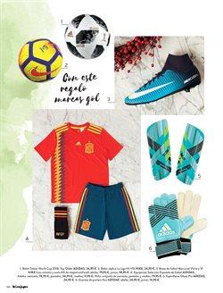 Ofertas de Fútbol  en el folleto de El Corte Inglés en León
