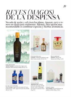 Ofertas de Agua  en el folleto de El Corte Inglés en Barcelona