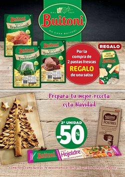 Ofertas de Buitoni  en el folleto de El Corte Inglés en Murcia