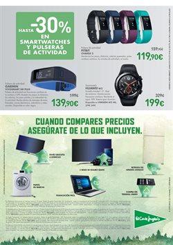 Ofertas de Huawei  en el folleto de El Corte Inglés en Madrid