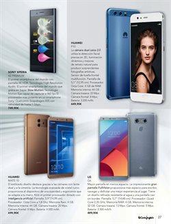 Ofertas de Smartphones Huawei  en el folleto de El Corte Inglés en Madrid