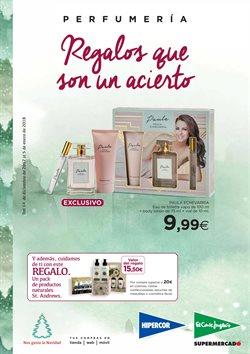 Ofertas de Perfumerías y belleza  en el folleto de El Corte Inglés en San Cristobal de la Laguna (Tenerife)