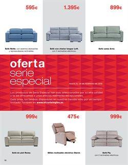 Ofertas de Sofás  en el folleto de El Corte Inglés en Madrid