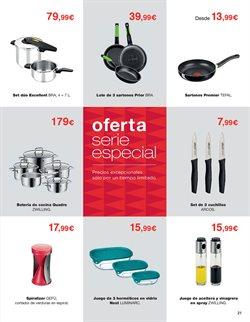 Ofertas de Arcos  en el folleto de El Corte Inglés en Madrid