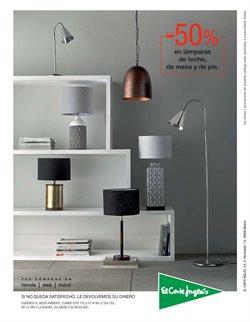 Ofertas de Lámpara de techo  en el folleto de El Corte Inglés en Madrid