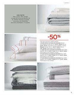 Ofertas de Sábanas  en el folleto de El Corte Inglés en Madrid