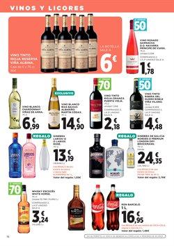 Ofertas de Vino tinto  en el folleto de El Corte Inglés en Barcelona