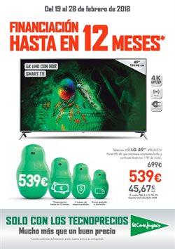 Ofertas de Televisores  en el folleto de El Corte Inglés en Boadilla del Monte