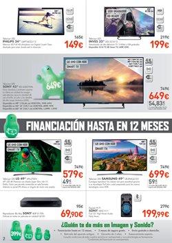Ofertas de Reproductores  en el folleto de El Corte Inglés en Madrid