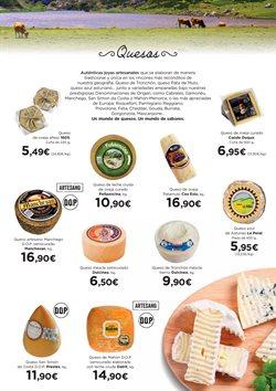 Ofertas de Queso  en el folleto de El Corte Inglés en Madrid