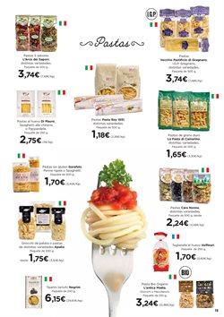 Ofertas de Pasta  en el folleto de El Corte Inglés en Madrid