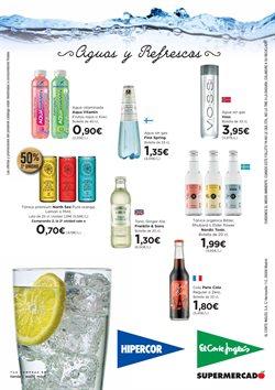 Ofertas de Agua  en el folleto de El Corte Inglés en Las Palmas de Gran Canaria