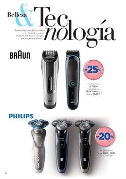 Ofertas de Braun  en el folleto de El Corte Inglés en Dos Hermanas