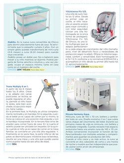 Ofertas de Silla de coche  en el folleto de El Corte Inglés en Córdoba