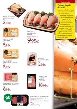 Ofertas de Hamburguesas  en el folleto de El Corte Inglés en San Sebastián de los Reyes