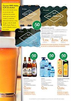 Ofertas de Cerveza  en el folleto de El Corte Inglés en A Coruña
