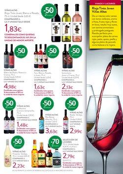 Ofertas de Vino  en el folleto de El Corte Inglés en El Puerto De Santa María