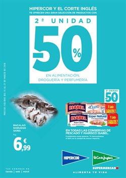 Ofertas de Hiper-Supermercados  en el folleto de El Corte Inglés en San Cristobal de la Laguna (Tenerife)
