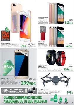 Ofertas de Smartphones  en el folleto de El Corte Inglés en A Coruña