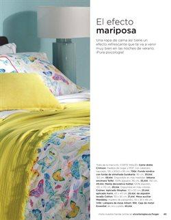 Ofertas de Manta  en el folleto de El Corte Inglés en Madrid