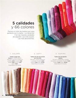 Ofertas de Toallas  en el folleto de El Corte Inglés en Castellón de la Plana