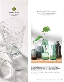 Ofertas de Agua  en el folleto de El Corte Inglés en Madrid