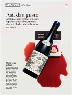 Ofertas de Pulpo cocido  en el folleto de El Corte Inglés en León