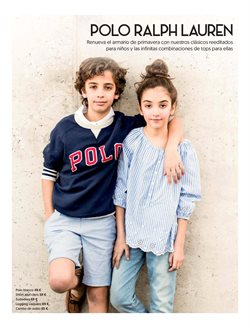Ofertas de Sudadera  en el folleto de El Corte Inglés en Madrid