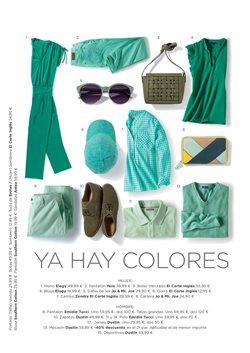 Ofertas de Pantalones mujer  en el folleto de El Corte Inglés en Valladolid