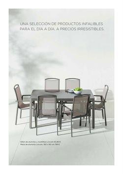 Ofertas de Mesa de comedor  en el folleto de El Corte Inglés en Zaragoza
