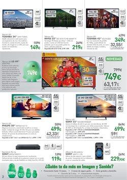 Ofertas de Smart tv  en el folleto de El Corte Inglés en Madrid