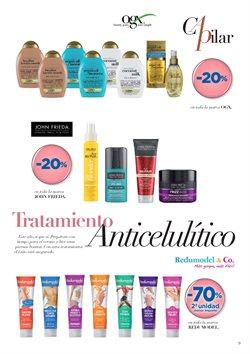Ofertas de Crema corporal  en el folleto de El Corte Inglés en Madrid