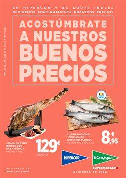 Ofertas de El Corte Inglés  en el folleto de Vigo