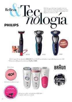 Ofertas de Philips  en el folleto de El Corte Inglés en Madrid
