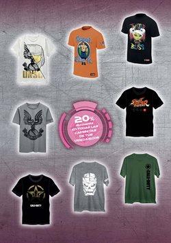 Ofertas de Camiseta  en el folleto de El Corte Inglés en Leganés