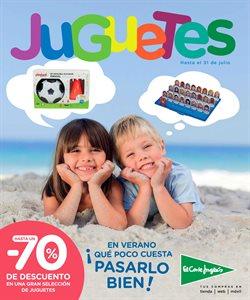 Ofertas de Juguetes y bebes  en el folleto de El Corte Inglés en Dos Hermanas