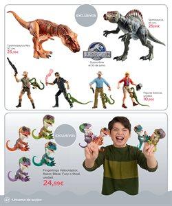 Ofertas de Dinosaurios  en el folleto de El Corte Inglés en Madrid