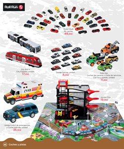 Ofertas de Pistas de coches  en el folleto de El Corte Inglés en León