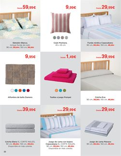 Ofertas de Alfombra de baño  en el folleto de El Corte Inglés en Córdoba