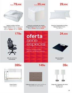 Ofertas de Cabecero  en el folleto de El Corte Inglés en Madrid