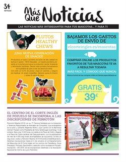 Ofertas de Envío y paquetería  en el folleto de El Corte Inglés en Madrid