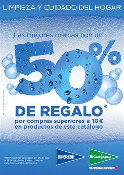 Ofertas de Hiper-Supermercados  en el folleto de El Corte Inglés en León
