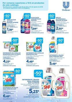 Ofertas de Detergente líquido  en el folleto de El Corte Inglés en Chiclana de la Frontera