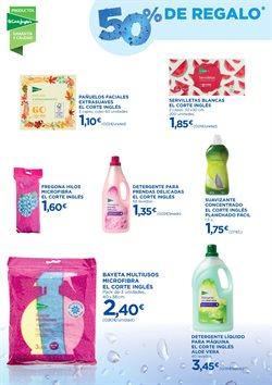 Ofertas de Detergente  en el folleto de El Corte Inglés en Madrid