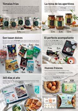 Ofertas de Pescado y marisco  en el folleto de El Corte Inglés en León