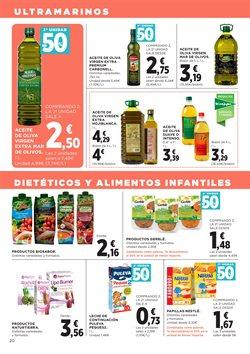 Ofertas de Aceite  en el folleto de El Corte Inglés en León