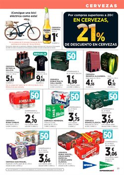 Ofertas de Heineken  en el folleto de El Corte Inglés en Córdoba